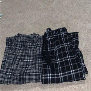 Men's Pajama pants bundle